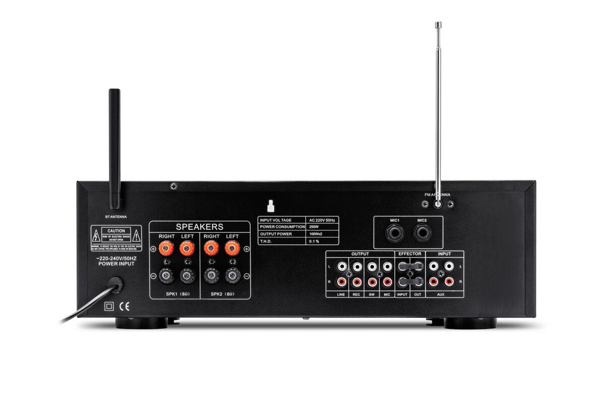 Pastiprinātājs VK-5008 BT