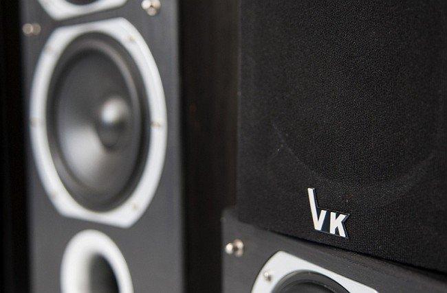 Mājas kinozāles komplekts VK-7620 Black