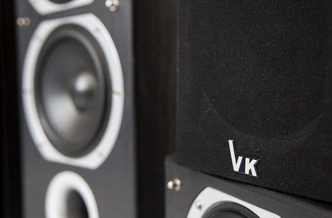 Skandu komplekts VK-7620F