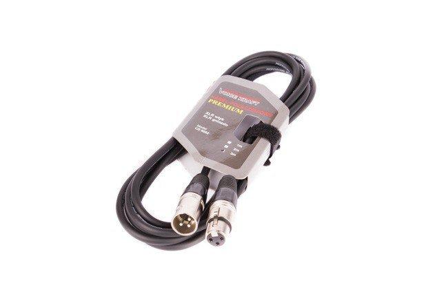 XLR - XLR 5m kabelis