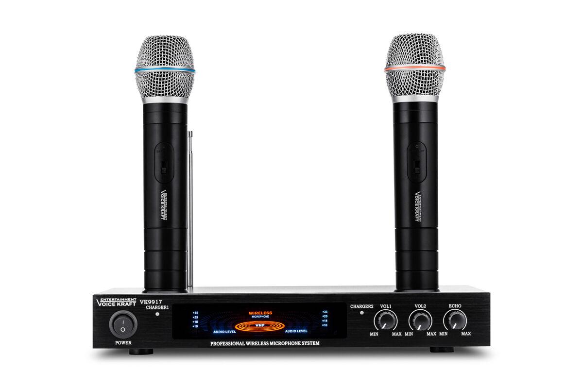 Mikrofonu komplekts VK 9917 ECHO