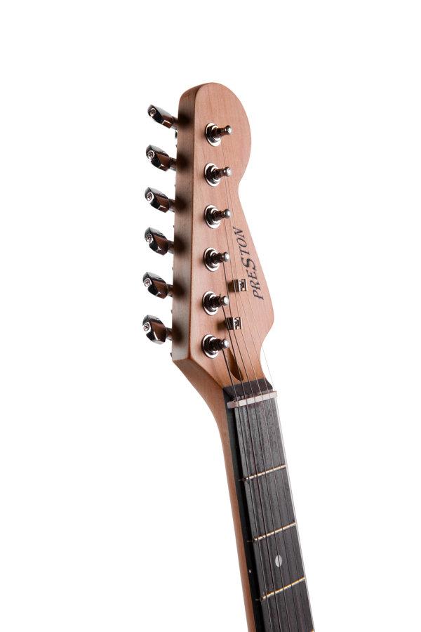 Preston ģitāras komplekts ST-10 Brūns