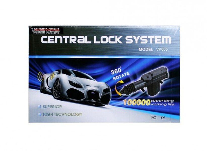 Centrālās atslēgas komplekts VK 005