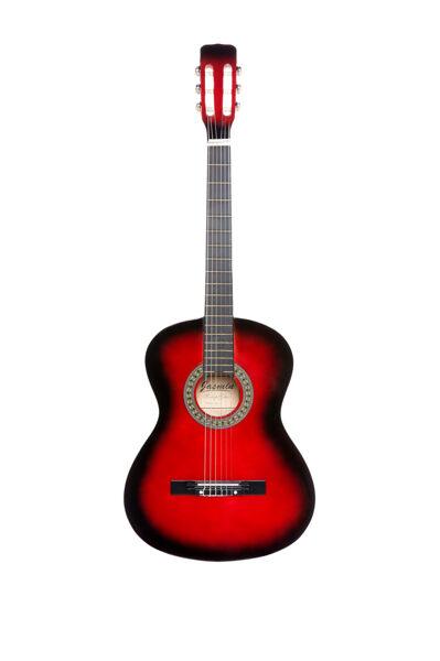 Klasiskā ģitāra C-20 Sarkana