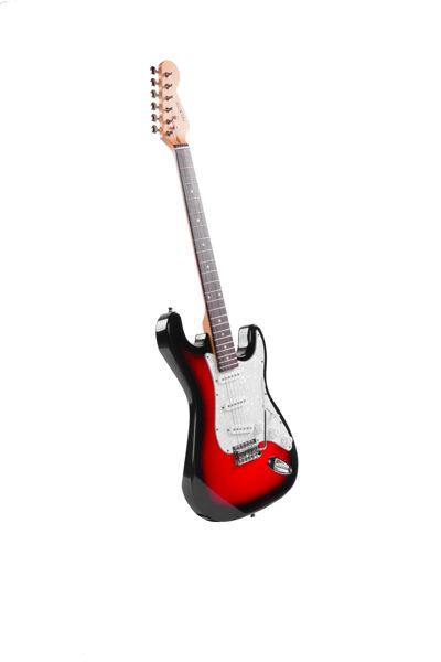 Elektriskā ģitāra Preston Sarkana